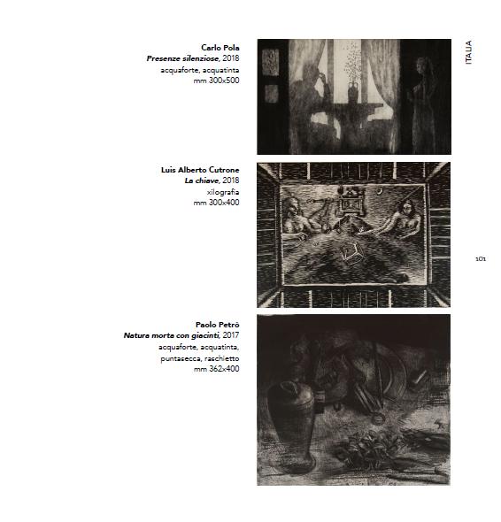 PREMIO ACQUI 2019 XIV Biennale Internazionale per l'Incisione